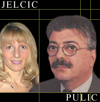 Dr. Ante Pulic and Karmen Jelcic